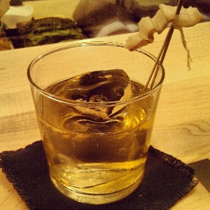 Story in a Glass: Severed Anchor